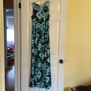 EUC Michael Kors Maxi Dress